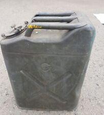 Original Armee Kanister, Benzin Kanister, Diesel Kanister, alt