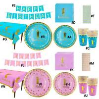 Children's Birthday Theme Party Tableware Set Family Party Decoration Supplies