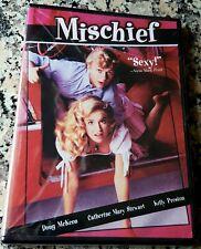 MISCHIEF BRAND NEW RARE 1985 DVD Kelly Preston Catherine Mary Stewart D McKeon