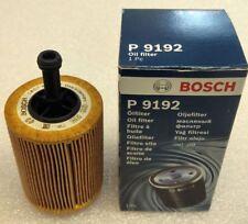 1 457 429 192 Ölfilter BOSCH 1457429192 P9192 für mehrere VAG Modelle