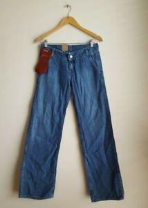 Levi's Red Tab Straight Leg Jeans Blue Denim Women's Size W27 L32 - 20.699.8551