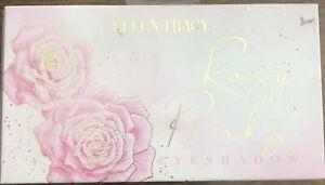 Ellen Tracy Rosy Pinks Eyeshadow Palette - Brand New In Box