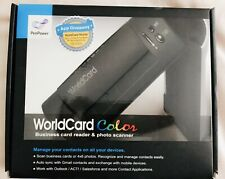 PenPower WorldCard Color Business Card & Photo Scanner