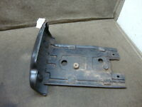 87 YAMAHA ATV YFM350 YFM 350 FW BIG BEAR SKID PLATE GUARD, FRONT #Z116