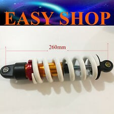 260MM REAR SHOCK SHOCKER ABSORBER SUSPENSION 50CC 90CC 125CC DIRT PIT PRO BIKE