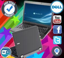 REFURBISHED DELL LAPTOP 1TB HDD 4GB RAM LATITUDE WINDOWS 10 WIFI CHEAP SALE