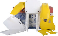 Polisport Plastic Kit Set Yellow Suzuki RM125 RM250 1996-1998
