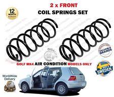 PER VOLKSWAGEN VW GOLF MK4 A/C MODELLI CON ARIA CONDIZIONATA 97-04 2 X