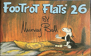 FOOTROT FLATS 26 MURRAY BALL COMIC 1999 FIRST EDITION LOW PRINT RUN