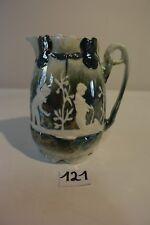 C121 Magnifique pot au lait en nacre