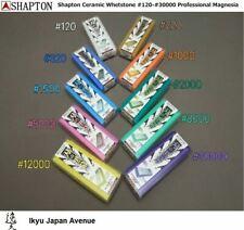 Shapton Ceramic Whetstone #120-#30000 Professional Magnesia Stone *F/S*