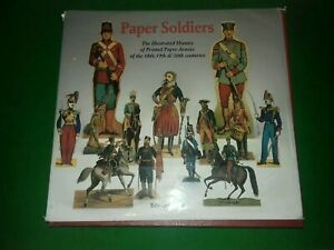 PAPER SOLDIERS  ILLUSTRATED PRINTED PAPER  ARMIES