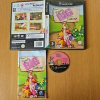 PIGLET'S BIG GAME NINTENDO GAMECUBE PAL GAME COMPLETE WITH MANUAL FREE P&P