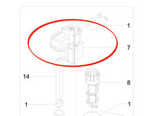 Ersatz BG UVC 24 Reflektor FiltoMatic Oase Original Ersatzteil 18231