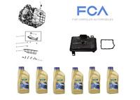 Filtro Olio Cambio Automatico Fiat Freemont + 6 Litri Olio Cambio ATF4