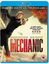 THE MECHANIC Jason Statham BLU-RAY Region B /Aust N&S
