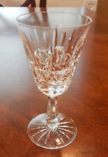 """WATERFORD KYLEMORE PATTERN WHITE WINE GLASS (S) 5 1/2"""" EXCELLENT"""