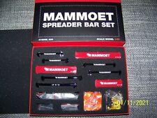 Mammoet Spreader Bar Set (Kran Traversen mit viel Zubehör)  1:50