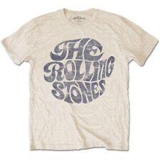 ROLLING STONES T-Shirt Vintage Logo Taglia S OFFICIAL MERCHANDISE