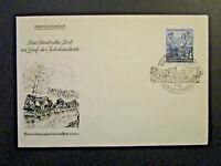 Germany DDR SC# 178 on 1953 FDC / Unaddressed / Cacheted - Z4525