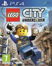 LEGO City Undercover PS4 * NUOVO SIGILLATO PAL *