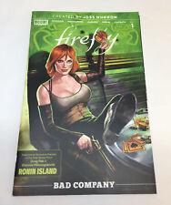 FIREFLY - BAD COMPANY one shot comic ~ Joss Whedon, Serenity
