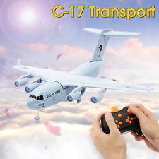 C17 Transport 373mm Wingspan EPP RC Drone Airplane 2.4G 3-Axis Gyro DIY Aircraft