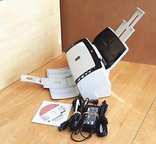 fi-6130Z Fujitsu Desktop Scanner w/ AC Adapter + USB + Setup Driver Burnt DVD