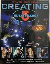 Creating Babylon 5 1997 Softback Book David Bassom PreownedBookCom