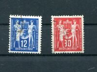 DDR Nr. 243 - 244 gest. Postgewerkschaft (#61693)