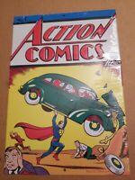 Action Comics #1 Open Road Brands Tin Sign Loot Crate