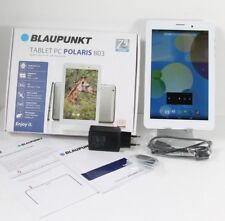 Blaupunkt Polaris 803 8GB WLAN + 3G (Entsperrt)  (8 Zoll) Weiß WIE NEU v.Händler