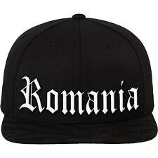 Romania Hip Hop Edition Snapback  Rumänien Kappe  Cap