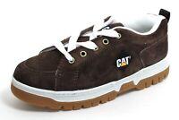 317 Chaussures à Lacets Basses Baskets pour Hommes Bottes en Cuir Caterpillar 46