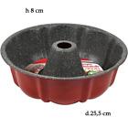 Stampo Ciambella Ruoto Per Ciambellone Dolci Tortiera Alluminio Cono Aperto