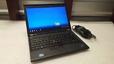 Lenovo ThinkPad X230#12.5# Core i5-3320M 2.60GHz# 8GB Ram # 256GB SSD # Win 7Pro