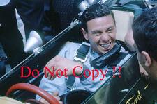 Jim Clark Lotus Ford 38/1 Winner Indianapolis 500 1965 Photograph 11
