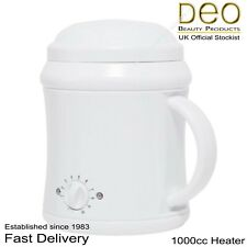 Leg WAXING HEATER 1000cc White Professional Deo Heater For all Types Of Wax