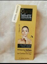 GLUTA WHITE GLUTATHIONE WHITENING LOTION 250ml ORIGINAL