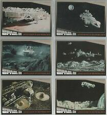 Space 1999 - 6 Card Preview / Promo Set #SP1-SP6