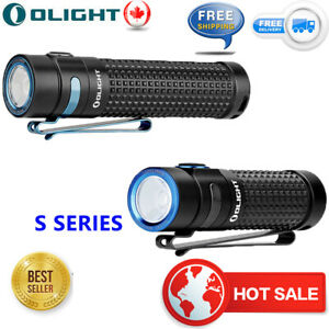 HOT SALE Olight S1R Baton II&S2R BatonII LED Flashlight Rechargeable Torch Light