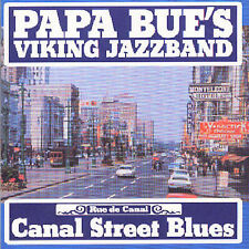 Canal Street Blues by Papa Bue's Viking Jazz Band CD 1999 Arnie Jensen