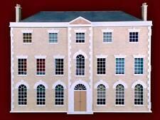 Preston Manor Dolls House 1:12 Scale - Unpainted Dolls House Kit