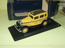 FORD TAXI V8 1932 TAXI USA ELIGOR 1224