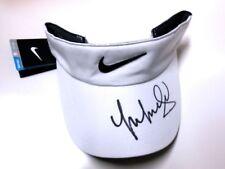 NEW Michelle Wie 위성미 Signed Autographed Auto NIKE Golf Ball Visor PIC Proof LPGA