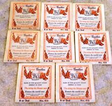 8 New/Old Stock  La Bella Classical Guitar Strings- No. 418, B or 2nd, Nylon