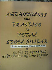 Pedal Steel Guitar METHODOLOGY P/P Book & DVD's Package