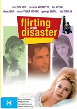 Flirting With Disaster (1996) Ben Stiller, Patricia Arquette - NEW DVD -Region 4