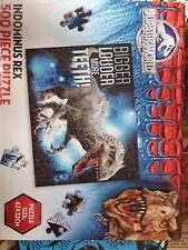 Jurassic World Indominus Rex 500 piece jigsaw puzzle