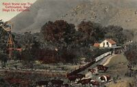 Postcard Ranch Scene near The Cottonwood in San Diego County, California~110309